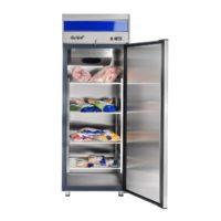 Морозильный шкаф Abat ШХн-0,5-01 (нерж)