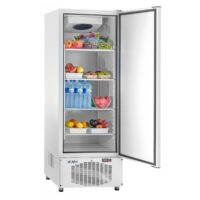 Холодильный шкаф Abat ШХ-0,7-02 краш. (нижн. агрегат)