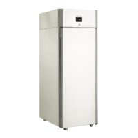 Морозильный шкаф Polair CB107-Sm